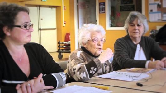 Une rencontre avec des membres de la LDH